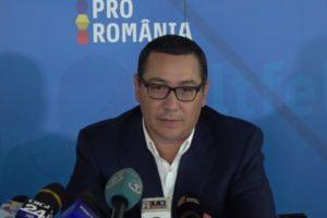 Victor Ponta a rămas fară titlul de doctor în drept