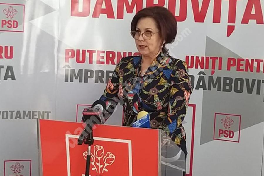 """Dep. Carmen Holban (PSD): """"Acest Guvern trebuie să plece!"""""""