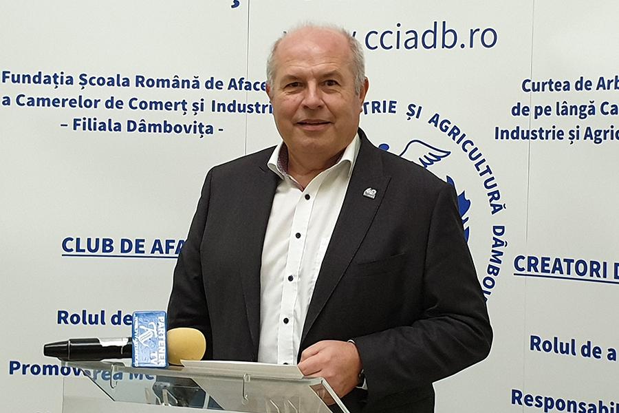 Camera de Comerț Dâmbovița este… BACK IN BUSINESS!