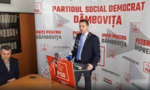 Corneliu Ștefan și Alexandru Oprea intră în lupta pentru CJ Dâmbovița