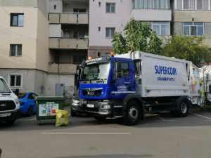 Supercom continuă dezinfecția europubelelor!