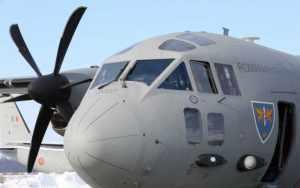 MApN: zbor special pentru combinezoane și echipamente medicale