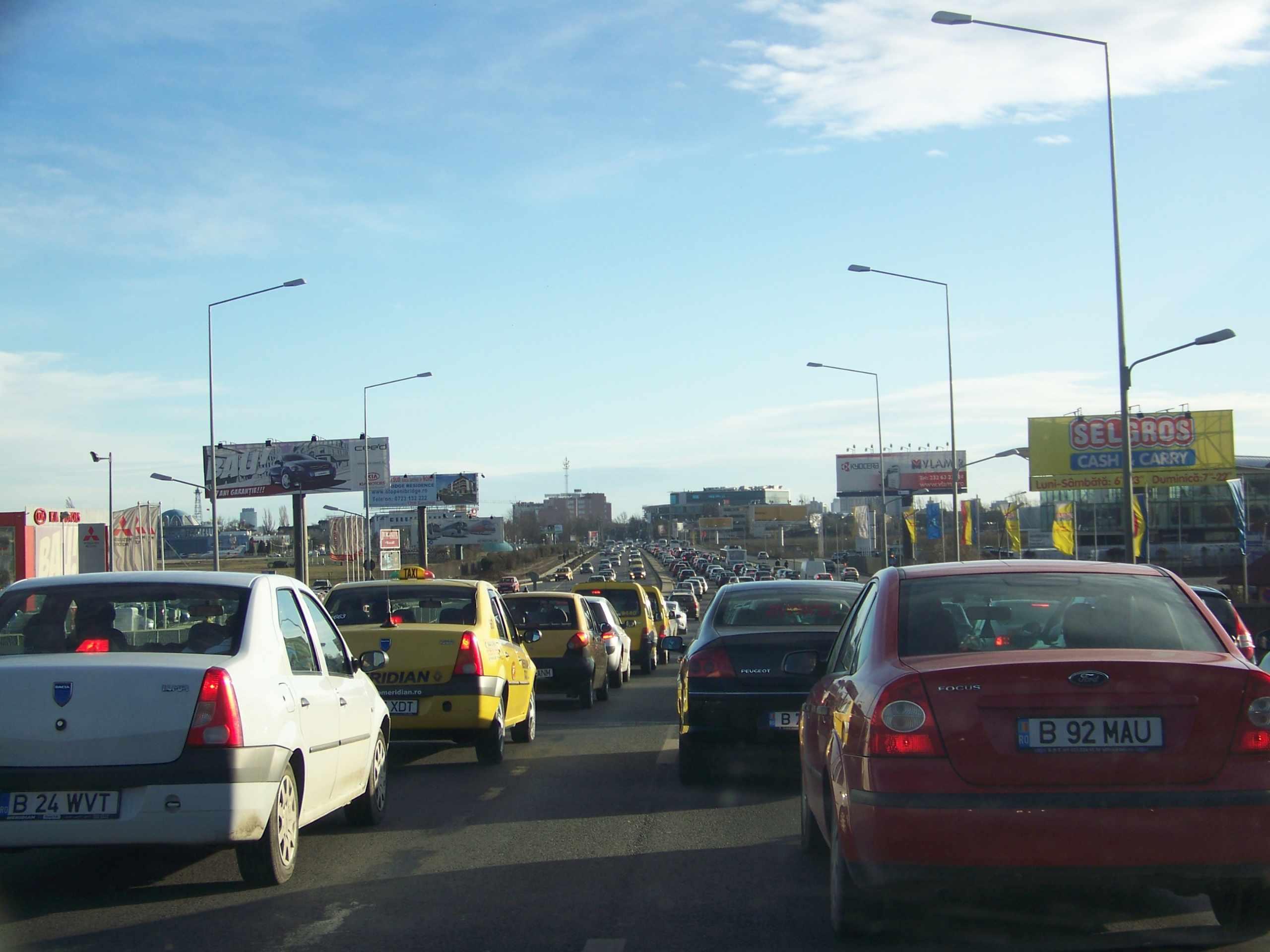 You are currently viewing Vezi cum se circulă, în această dimineață, pe principalele artere rutiere din țară