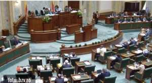 Surse PNL: Doar 4 senatori liberali l-au votat pe Ludovic Orban, în timp ce PSD i-a dat 56 de voturi! Votul la Senat s-a încheiat