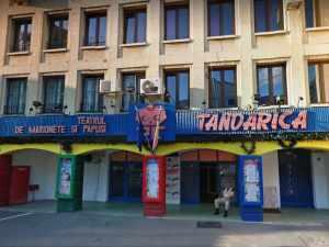 TEATRUL ȚĂNDĂRICĂ TRANSMITE SPECTACOLELE LIVE!