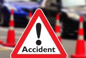 Accident rutier pe DN 72A, la ieșirea din municipiul Târgoviște