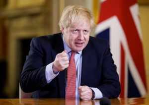 Boris Johnson anunță că Marea Britanie intră în izolare națională