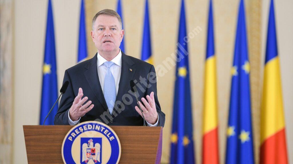 Klaus Iohannis a SEMNAT: Nelu Tătaru este NOUL ministru al Sănătății