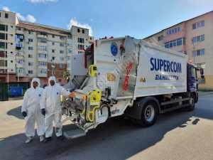 Program normal la SC Supercom SA