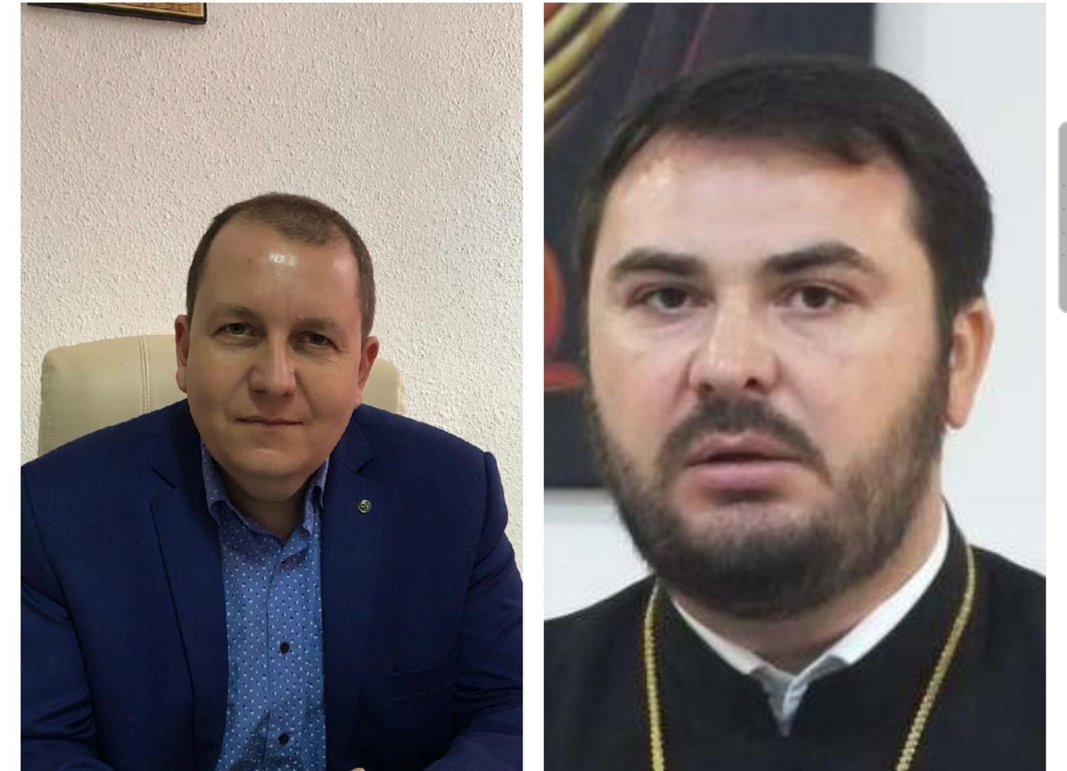 Vicarul eparhial Ionuț Ghibanu își donează salariul pentru a plăti o parte din amenda de 20.000 lei dată medicului care a ieșit din spital pentru a se închina la moaștele Sfântului Nifon