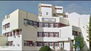 Focar Covid-19 la Spitalul Municipal Pașcani