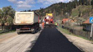 Programul lucrărilor la infrastructură rutieră  din Județul Dâmbovița, în perioada 2 – 8 noiembrie 2020