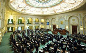 Senatul a decis anularea dublării alocațiilor pentru copii