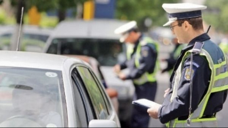 DÂMBOVIȚA: Bărbat cercetat pentru conducerea unui vehicul fără permis de conducere