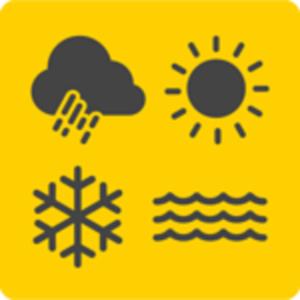 ANM: ATENȚIONARE generală cod galben de manifestări de instabilitate atmosferică temporar accentuată, ploi moderate cantitativ