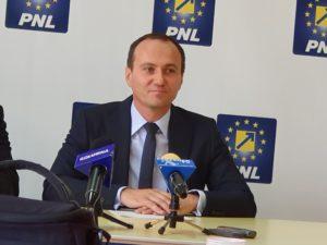 """Aurelian Cotinescu, PNL Târgoviște: """"Toate proiectele mari ale României sunt legate de Partidul Național Liberal!"""""""