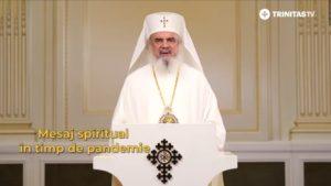 Binecuvântare şi încurajare pentru examene din partea Patriarhului Daniel!