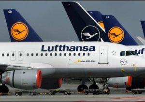Lufthansa negocieză cu statul german o naționalizare parțială pentru a evita falimentul