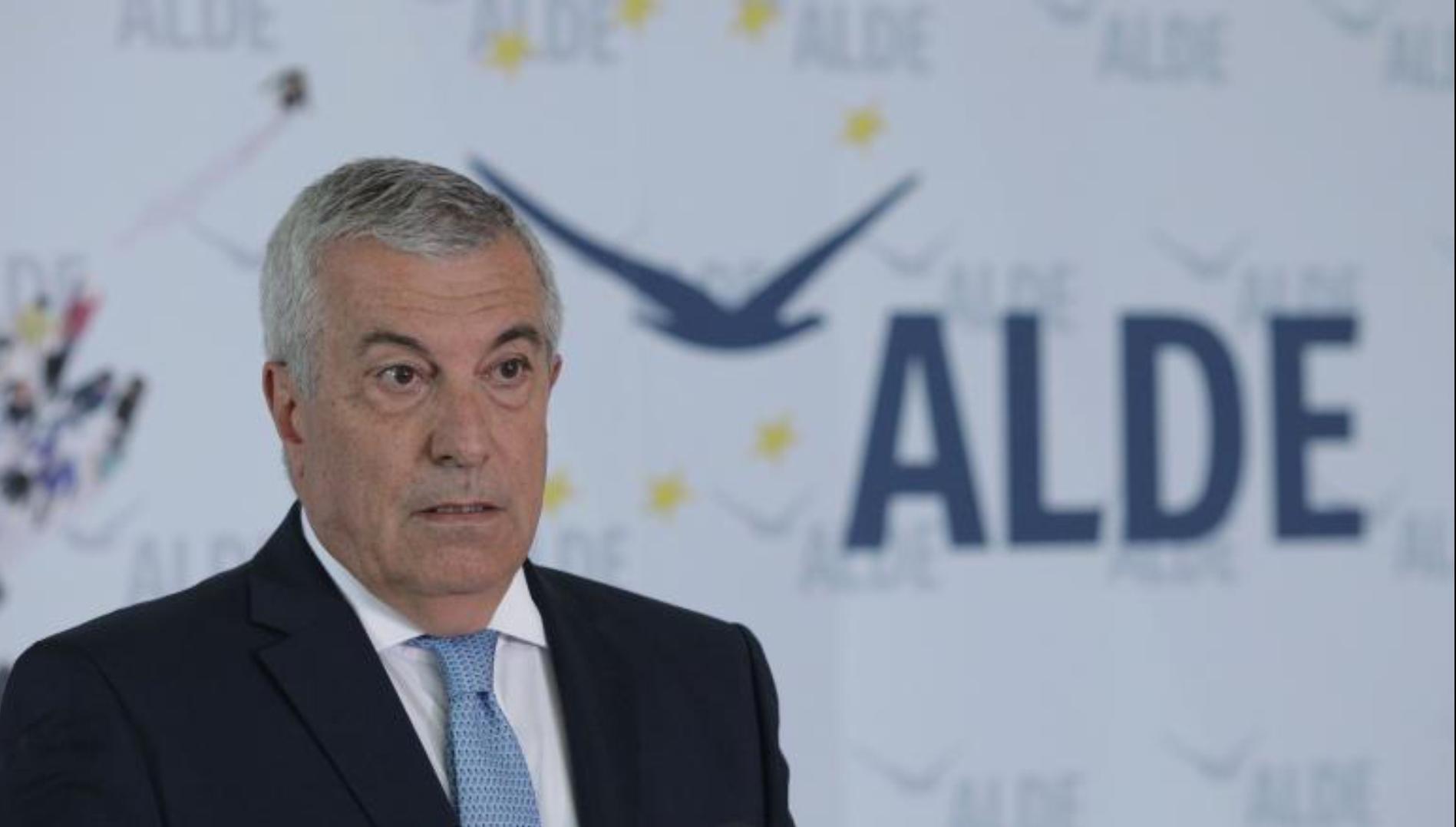 Călin Popescu Tăriceanu: Uniunea Europeană trebuie să se reinventeze pentru a putea depăși pandemia de coronavirus