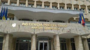 JUDEȚULUI DÂMBOVIȚA I-AU FOST ALOCATE SUME DIN FONDUL DE INTERVENȚIE AL GUVERNULUI. VEZI OBIECTIVELE!