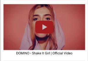 Global Records prezintă DOMINO, un proiect cu un sound vibrant. ASCULTĂ piesa Shake it girl!