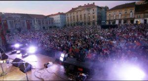 Timișoara: Primarul Nicolae Robu anunță primul concert după relaxare