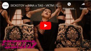 """ASCULTĂ AICI! Sickotoy lansează single-ul """"VKTM"""", o super colaborare cu INNA și TAG"""