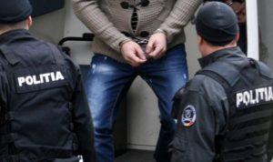 Un bărbat de 42 de ani, din Udreşti, reținut de polițiști