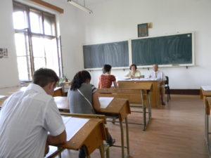 Read more about the article Un elev dâmbovițean a fost eliminat, astăzi, de la prima probă a Bacalaureatului