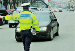 Dâmbovița: Cercetat de polițiști pentru conducerea unui vehicul fără permis de conducere