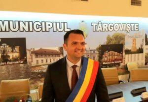 Mesajul primarului Daniel Cristian Stan la patru ani de la obținerea mandatului