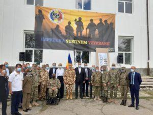 Investiție de peste 80 milioane de euro pentru aproape 400 de beneficiari, la Centrul de Recuperare Medicală a Veteranilor și Militarilor Răniți de la Mănăstirea Dealu