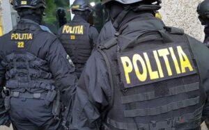 Un barbat de 28 de ani, cercetat de polițiști sub aspectul săvârșirii infracțiunii de furt calificat