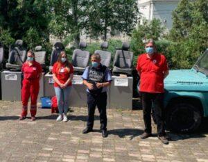 Muzeul Poliției Române din Târgoviște a găzduit acțiuni de informare pentru siguranța copiilor!