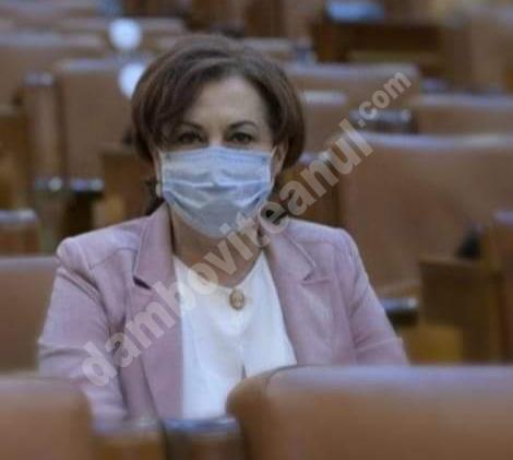 Carmen Holban, deputat PSD Dâmbovița, anunță așteptările social-democraților de la noul ministru al sănătății