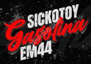 SICKOTOY și EM44 prezintă Gasolina, o colaborare de inclus în playlisturile din vara aceasta!