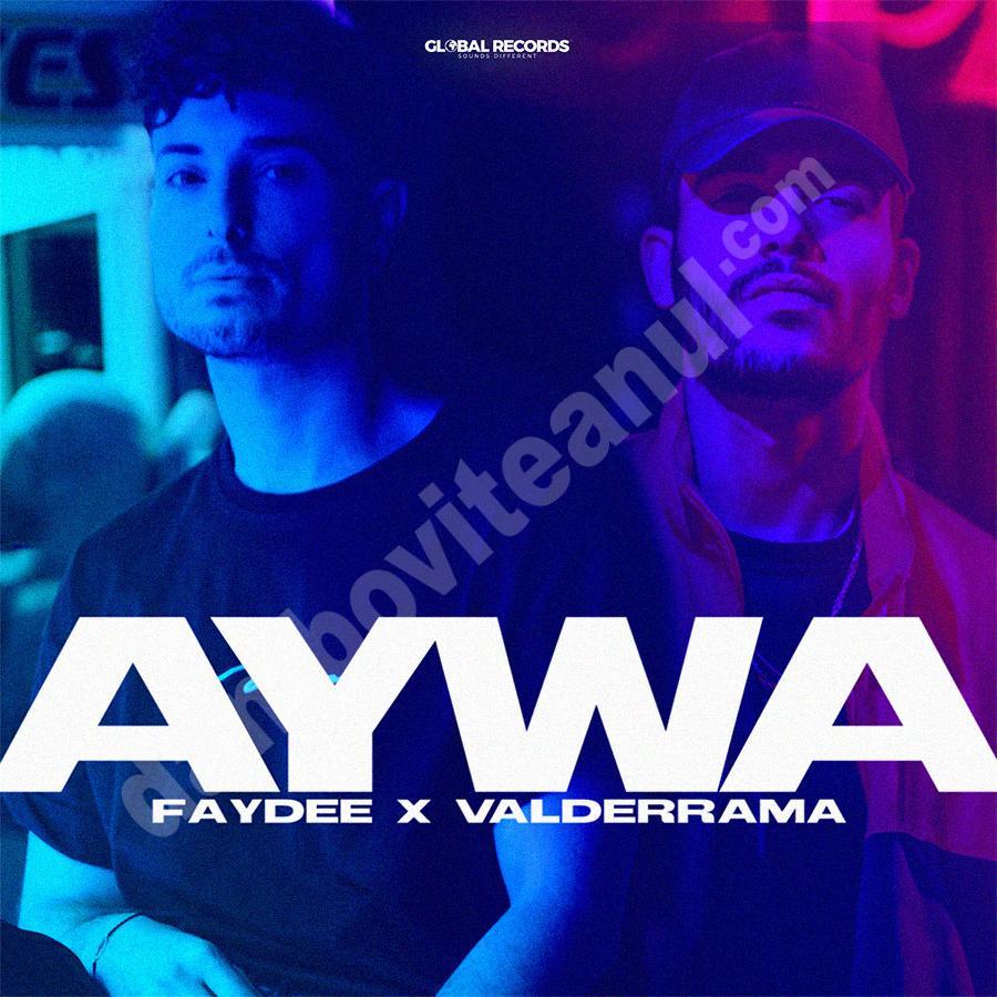 Faydee dă ritm verii cu piesa AYWA, feat. Valderrama