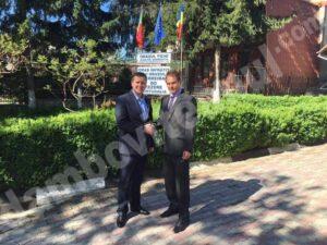 Corneliu Ștefan urează la mulți ani tuturor locuitorilor orașului Fieni