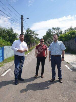 Corneliu Ștefan: Noi proiecte desfășurate în comuna Ocniţa