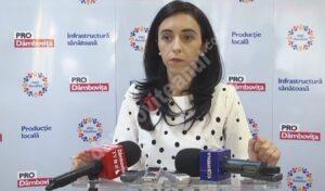 DUMITRU IRENA FACE PRECIZĂRI REFERITOARE LA SITUAȚIA ACTUALĂ PROVOCATĂ DE CORONAVIRUS