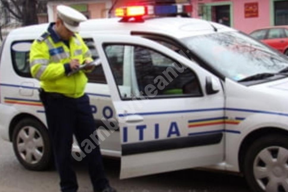 Polițiștii Orașului Răcari au reținut un bărbat de 36 de ani pentru săvârșirea unor infracțiuni