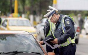 DÂMBOVIȚA: POLIȚIA RUTIERĂ A APLICAT AMENZI RECORD PENTRU NERESPECTAREA LEGISLAȚIEI RUTIERE