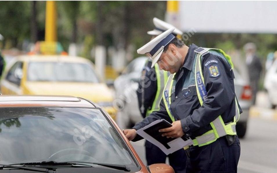 Bărbat cercetat de polițiști pentru conducerea unui autovehicul sub influența alcoolului