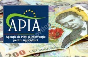 APIA anunță începerea campaniei de informare a fermierilor cu privire la primirea Cererilor Unice de Plată – 2021