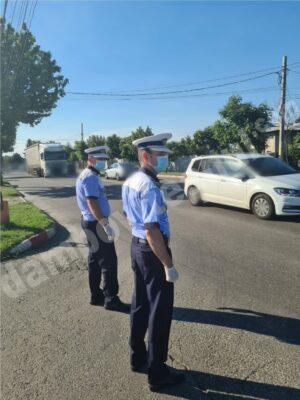 Polițiștii dâmbovițeni sunt zilnic în serviciul comunității