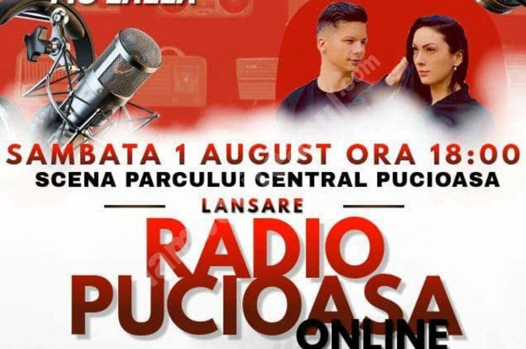 PUCIOASA: Sâmbătă se lansează un nou post de radio on-line și outdor!