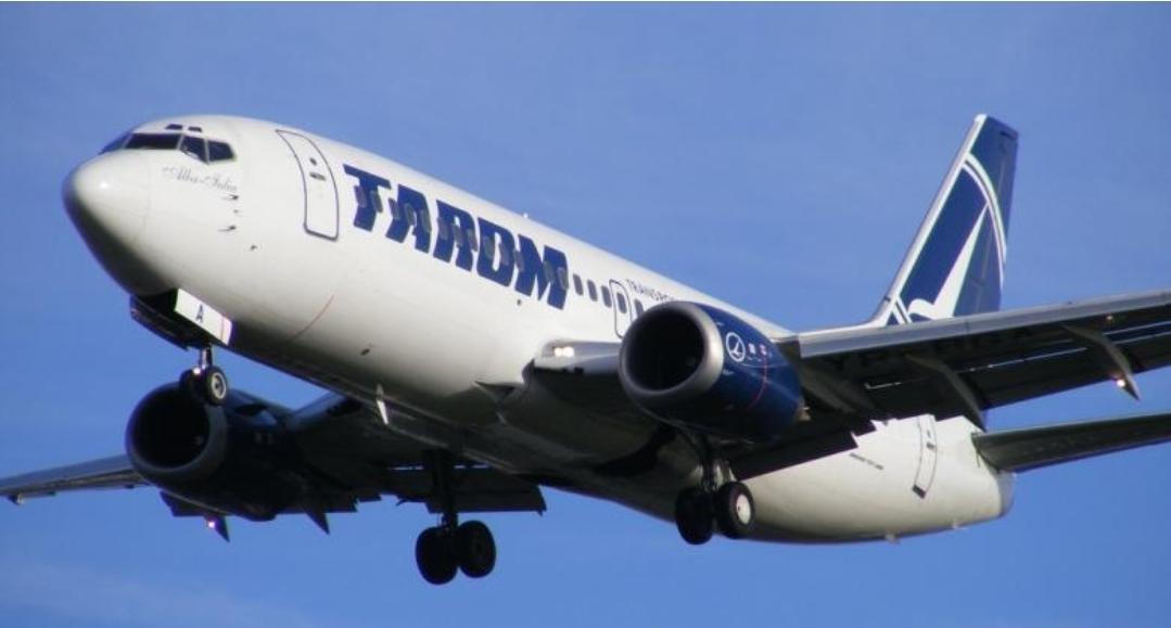 Tarom introduce zboruri directe spre Constanța