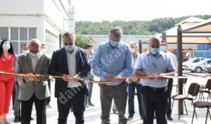 Au fost inaugurate două noi hale industriale construite la Parcul Industrial Moreni