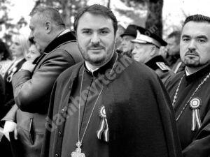 Unii uită că sunt trecători și că patria-i eternă! – Pr. Vicar eparhial Ionuț Ghibanu