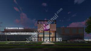 Dâmbovița Mall își va deschide porțile începând cu 20 august cu o ofertă de peste 80 de magazine